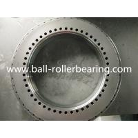 Quality Axial / Radial Double Direction Rotary Table Slewing Ring Bearing YRT200 Screw for sale