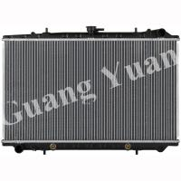 Buy cheap High Performance Nissan Car Radiator 16 mm Thickness 21460-85E00 DPI 1242 product