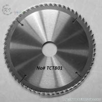 Buy cheap TCT Circular Saw Blade for Cutting Miscellaneous Wood and Plywood product