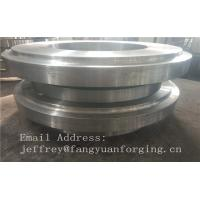 Buy cheap SA-182 F91 Stainless Steel Metal Forgings Ball Valve Forging Flange product