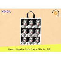 Buy cheap Low MOQ die cut handle bags excellent printing quality short delivery time product