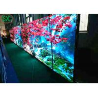 Buy cheap P2.5 Indoor  SMD  1r1g1g RGB led display die cast aluminum cabinet, rental usage from wholesalers