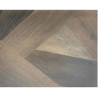 Buy cheap Nnon-adhesive brown parquet PVC Flooring wooden Color Film Water Proof Custom from wholesalers