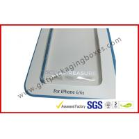 Buy cheap Customized clear window Card Board Packaging magnet flap box product