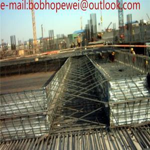 China Metal High Ribbed formwork/Hot-GI rib lath manufacturer/formwork hy rib lath, template formwork on sale