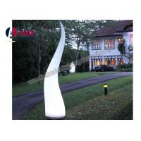 Top quality lowest price inflatable column, inflatable pillar for outdoor events, customized advertising pillar