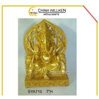Buy cheap Polyresin Ganesh Statue For Home Decoration product