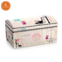 Buy cheap Customized Size Paper Gift Packaging Box C2S Art Paper 157 - 400 Gsm product