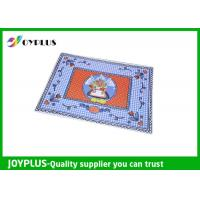 Buy cheap Anti Slip Dining Table Placemats Washable Placemats Vinyl For Home / Hotel product