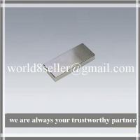 Buy cheap NdFeB Block Magnet, 34(+-0.1) x 17(+-0.1) x 7(+-0.1) Large Block N35 Neodymium from wholesalers