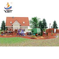 Buy cheap Cartoon Custom Playground Slides Non Standard With Design Plane Planning product
