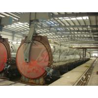 Buy cheap Large Steam AAC Autoclave System Horizontal 1.5mpa For Fly Ash Brick product