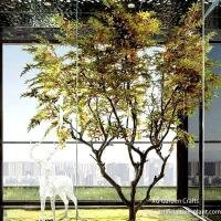 Buy cheap Modern Artificial Maple Tree 2m Height For Commercial Buildings product