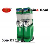 Buy cheap Two Tanks Icee Slushy Maker Machine Food Processing Machine Slush Ice Maker product