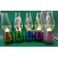 Buy cheap Blow Controlling Fasion LED Retro Lamps Of Outdoor Camping & Sport product