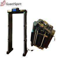 Buy cheap Custom Made IP65 Waterproof Metal Detector With LED Light Alarm product