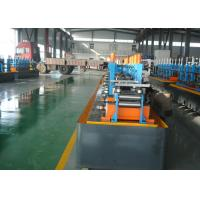 Buy cheap High Frequency Steel Pipe Making Machine 25-76mm Dia CE Standard product