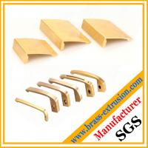 China C38500 CuZn39Pb3  CuZn39Pb2 CW612N C37700 OEM factory copper alloy pen clip brass extrusion profiles on sale
