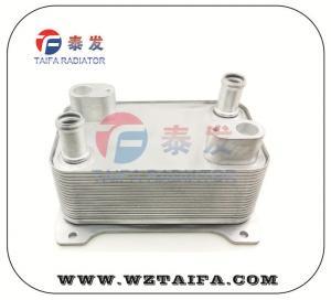 4E0317021H Oil Cooler for Audi A8/S8 Volkswagen Passat Phaeton