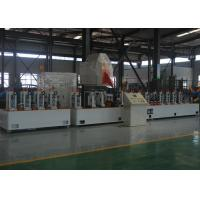 Buy cheap High Speed Industrial Tube Mills , Pipe Milling Machine 15×15-60×60mm Pipe Size product
