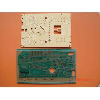 Buy cheap Black Legend Single Sided PCB Manufacturer / Single Layer FR4 LED PCB product