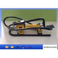 Buy cheap CFP - 800 Hydrauic Foot Pump Used In Overhead Line Construction product