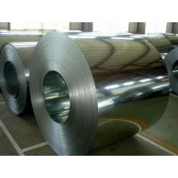 Buy cheap F12 Hot Dipped Galvanized Steel Coils For Industrial Freezers product
