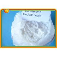 Buy cheap Test Undecanoate Bodybuilding Test Steroid / Testosterone Undecanoate Hormone 5949-44-0 product