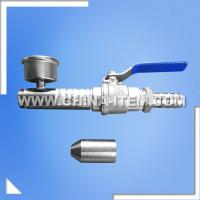 Buy cheap IEC 60529 Spray Water Test Nozzle, IPX5 IPX6 Water Jet Nozzle product