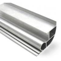 Buy cheap Silvery Anodized  6061 Aluminum Profile Aluminum Extrusion Profile With Drilling / Cutting product