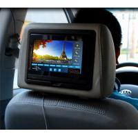 Buy cheap 7 Inch Backrest Embedded Players For Taxi Display System product