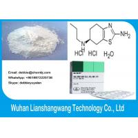 China Pramipexole White Raw Steroids Powder CAS 191217-81-9 for Treating Parkinson's Disease wholesale