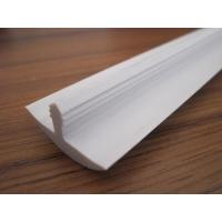 Quality 28mm width T molding/T shaped edge banding/T profile/PVC/white/any color/any length for sale