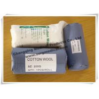 China BP Medical Absorbent Cotton Wool Roll 25g - 1000g OEM provided wholesale