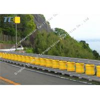 Buy cheap High Safety Rolling Guardrail Barrier Anti Rusting For Dancing And Singing product
