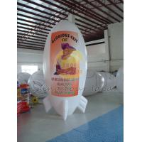 Buy cheap Political Advertising Balloon with Two Sides Digital Printing for Celebration Day product