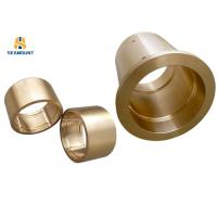 China C90500 Self Lubricating Bronze Bushings Low Coefficients Of Friction on sale