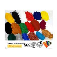 Buy cheap Thermosetting Alloy Wheel Powder Coating , Colorful Automotive Powder Coating product