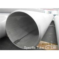 Buy cheap SS 1.4462 Welded Steel Tube ASTM A928 UNS S31803 Super Duplex Stainless Steel Pipe product