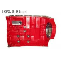 Buy cheap ISO Certificated Vehicle Diesel Engines Cummins ISF 3.8 Engine Block 5261256 product