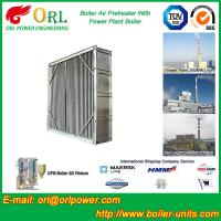 Buy cheap Non Pollution Plate Type Air Preheater For Boiler , APH In Power Plant product
