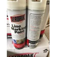 Buy cheap Non Toxic Line Temporary Marking Spray Paint 500ml For Traffic Accident product