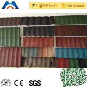 China Stone Coated Metal Roofing Forming Machine Elegant Panasonic PLC on sale