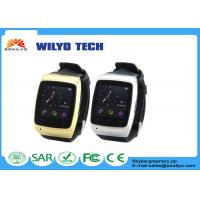Buy cheap Gold 1.54 inch Digital Watches For Men 8gb Memory 2.0Mp Pedometer Voice Dialer product