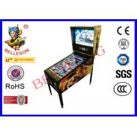 China Jamma Boards 58 In 1 Pinball Arcade Game Machine 15 Inch LED Screen on sale