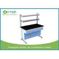 Buy cheap Steel - Wood Structure Science Laboratory Furniture , School Chemistry Lab Furniture product