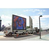 Buy cheap Truck Mounted LED Mobile Advertising , Mobile Truck LED Display product