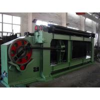 Buy cheap Automated Double Rack Drive Heavy Duty Hexagonal Wire Netting Machine 4.0mm Wire product