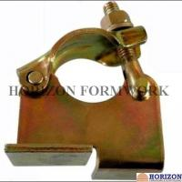Buy cheap Drop Forged Board Retaining Coupler Galvanized Steel Solid Structure OEM Available product