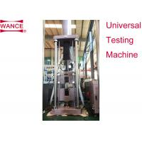 Buy cheap ISO15835-2 Servo Hydraulic Universal Testing Machine Concrete Reinforcement Coupler Cyclic Test product